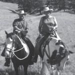 Roger & Leslie Parr at Donald Park